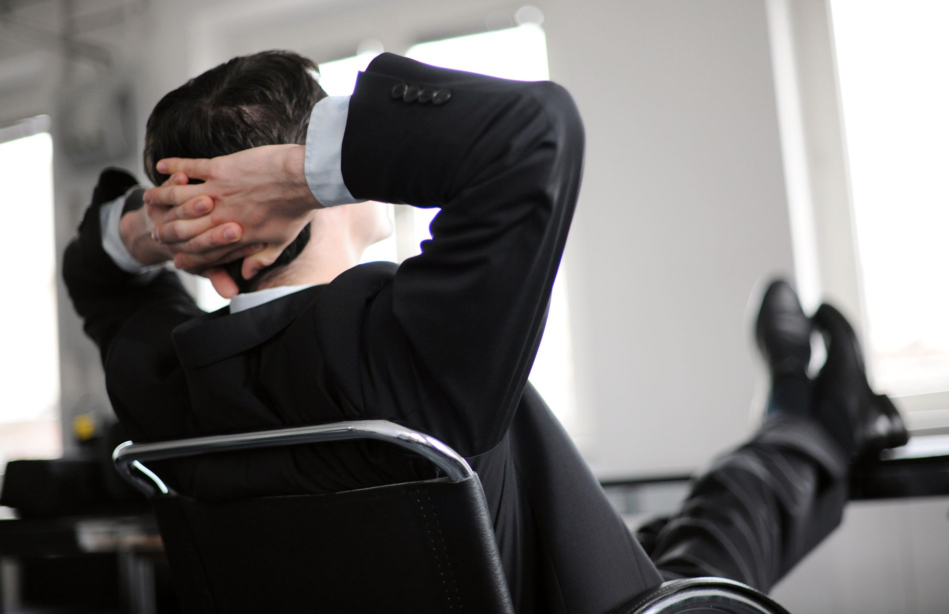 Hyppige pauser gjør deg mer produktiv, viser dansk forskning. Foto: Frank May / NTB scanpix