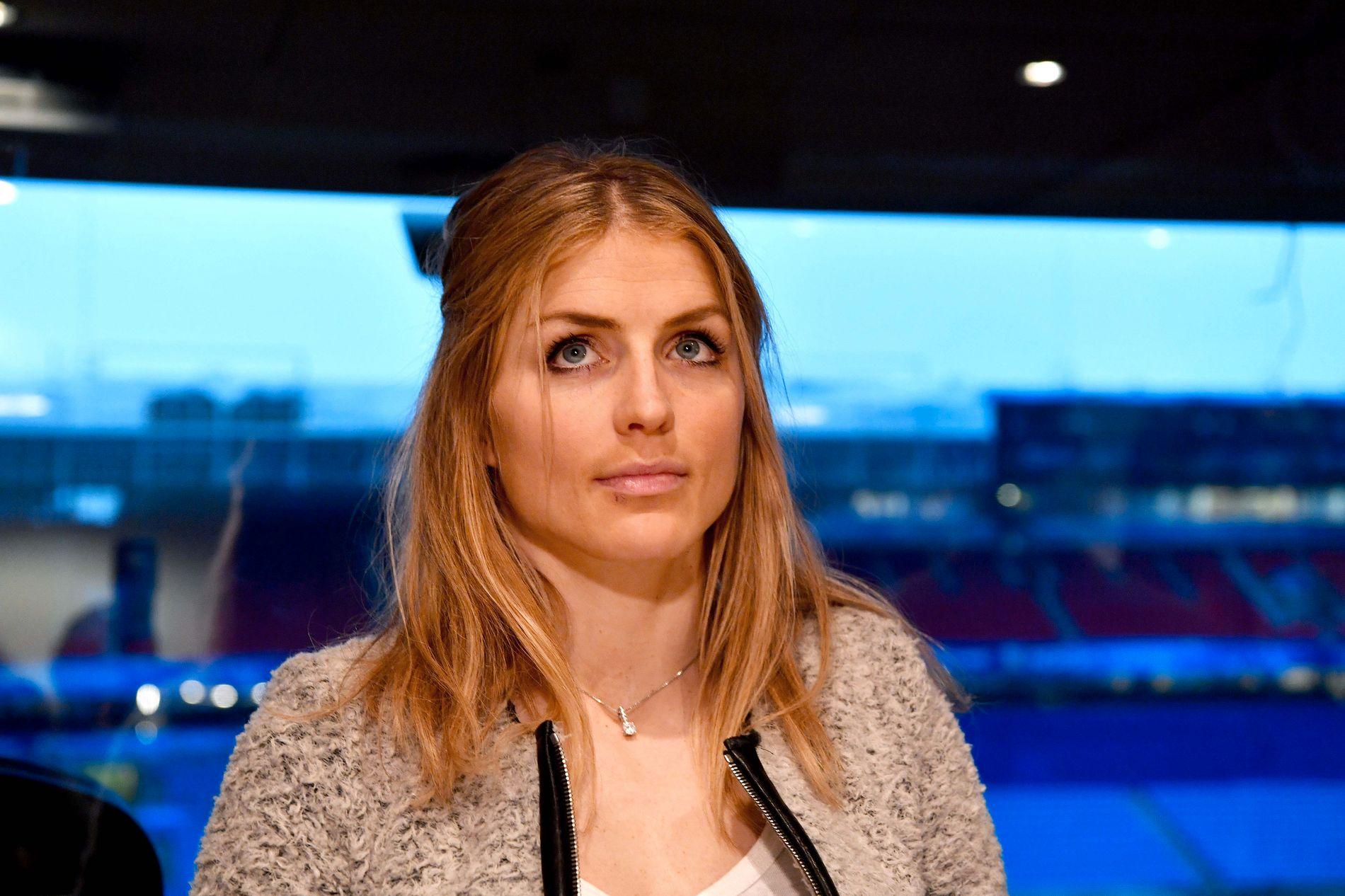 STYRKER ADVOKAT-LAGET: Therese Johaug, her under dopinghøringen på Ullevaal i januar, har engasjert mannen som tidligere har representert Alberto Contador og Maria Sjarapova.