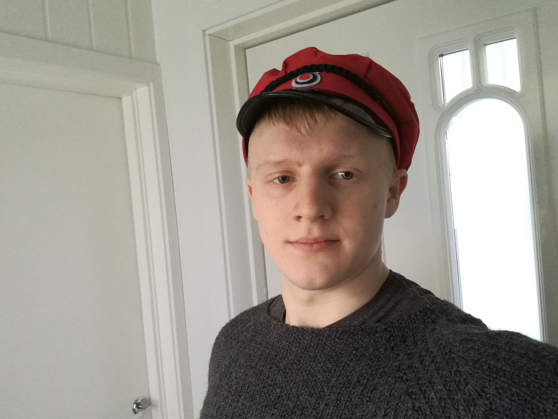 KRITISK TIL RUSSEN: Aksel Søttar Gjertveit.