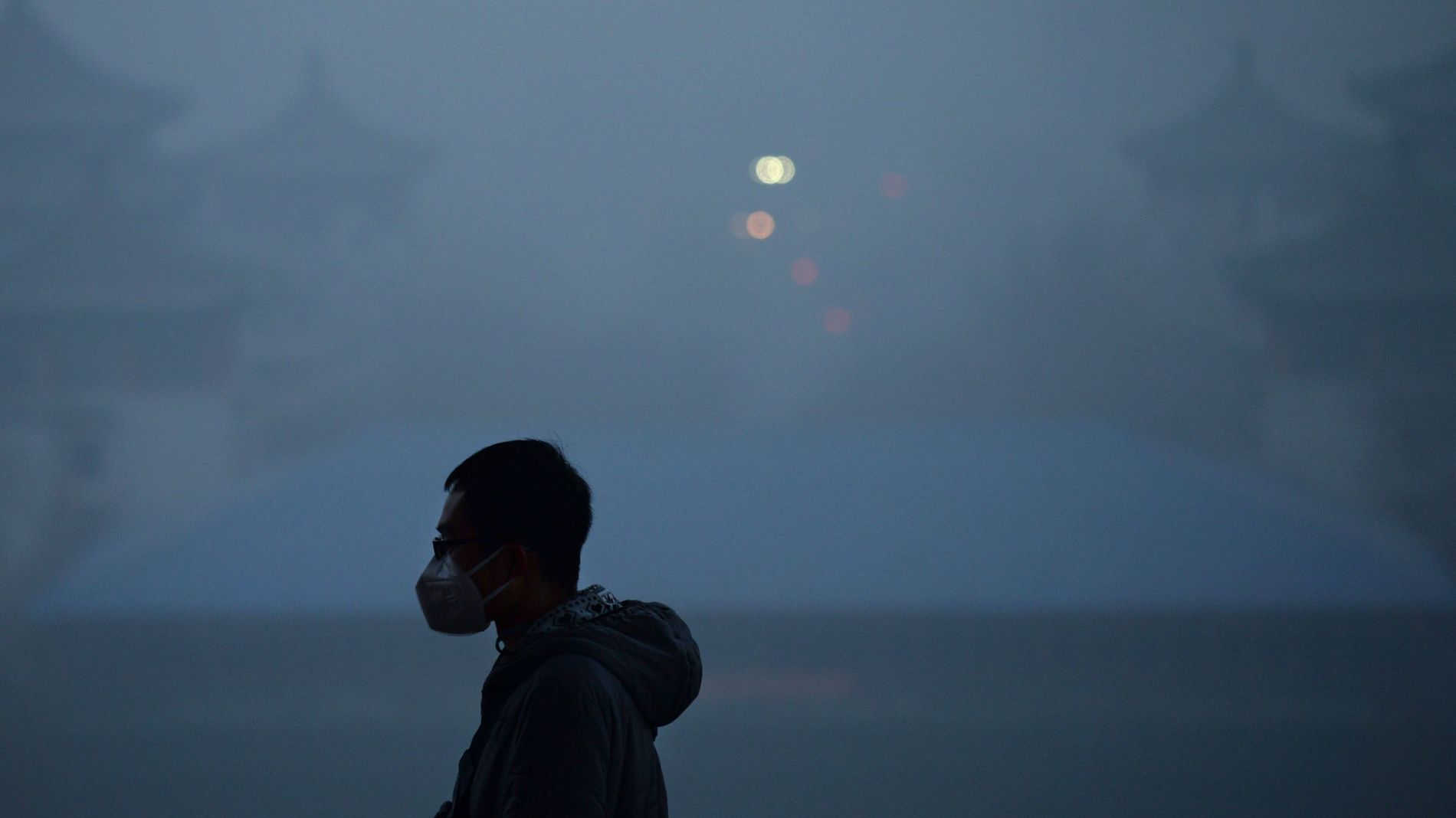 SKITTEN LUFT: Forskere har beregnet at dersom togradersmålet nås, vil det bety en nedgang på 21-27 prosent i dødsfall knyttet til luftforurensning.