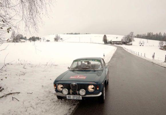 Jethro (23) har reist 15.000 km i bil for oppleve norsk jul