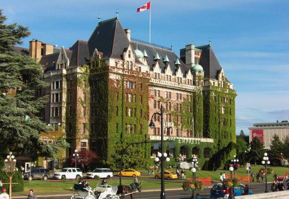 Den ultimate guiden til Vancouver Island