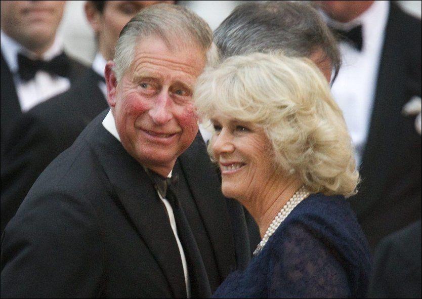 Camilla gjorde prins Charles lykkelig – VG