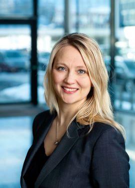 Anita Svanes, informasjonssjef i Volkswagen, sier selskapet ikke har merket svekket salg som følge av skandalen.