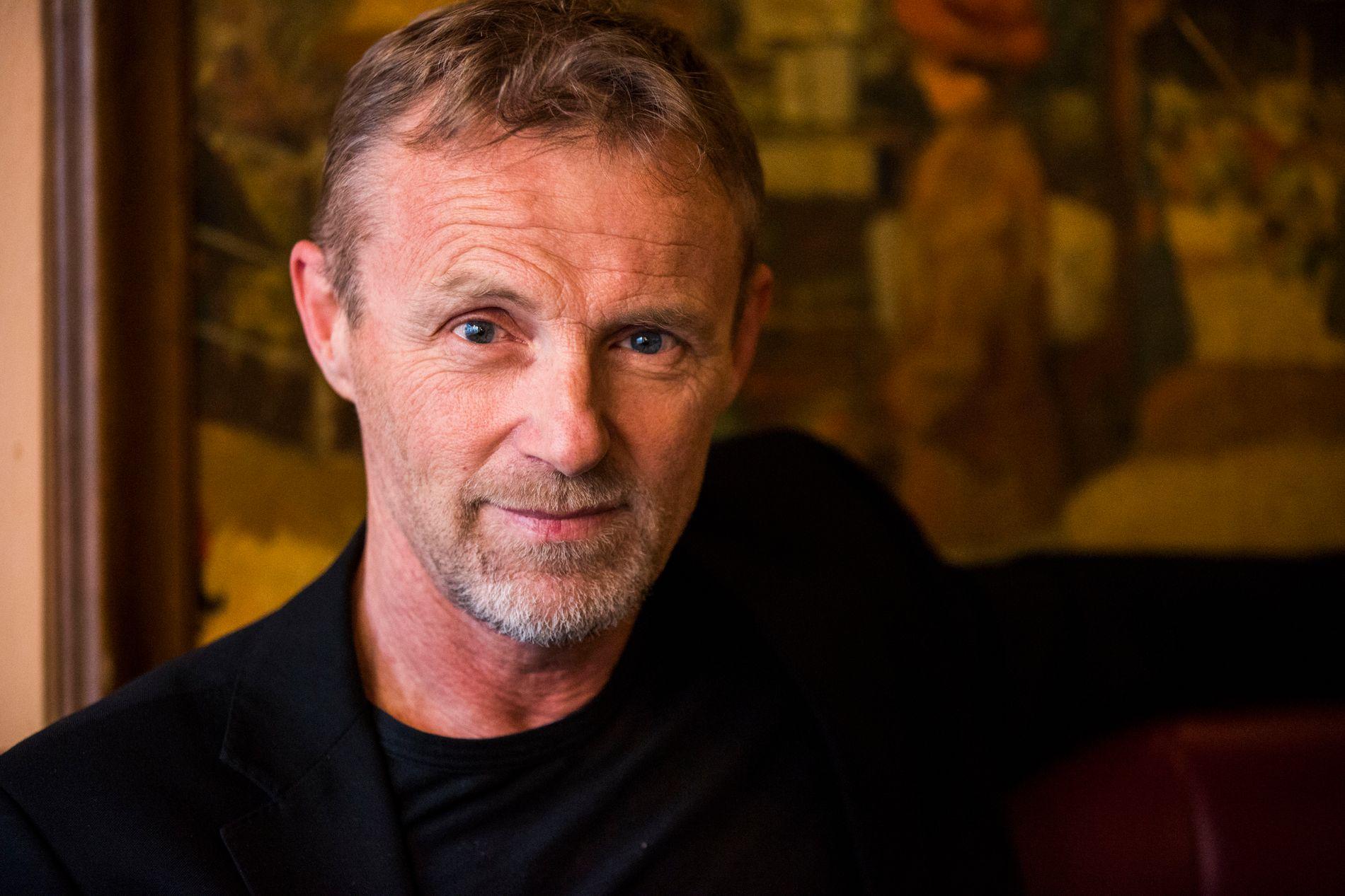NESBØS MACBETH: Nå forteller Jo Nesbø om sin neste bok: En moderne thriller med skjelettet fra Shakespears Macbeth som kommer i mars 1018.