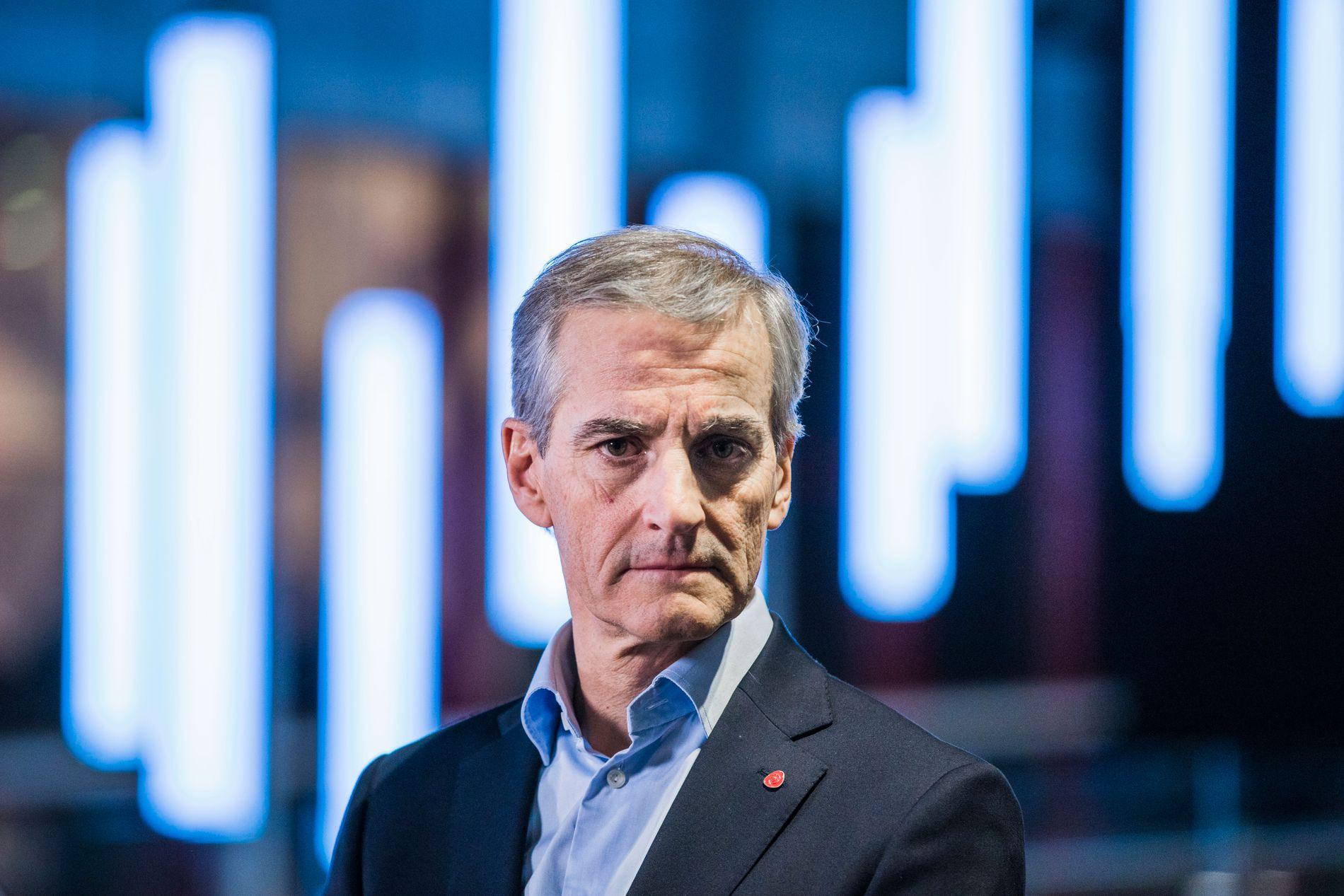 ÅPEN: Jonas Gahr Støre er åpen for at Sylvi Listhaug kan fortsette i regjeringen.