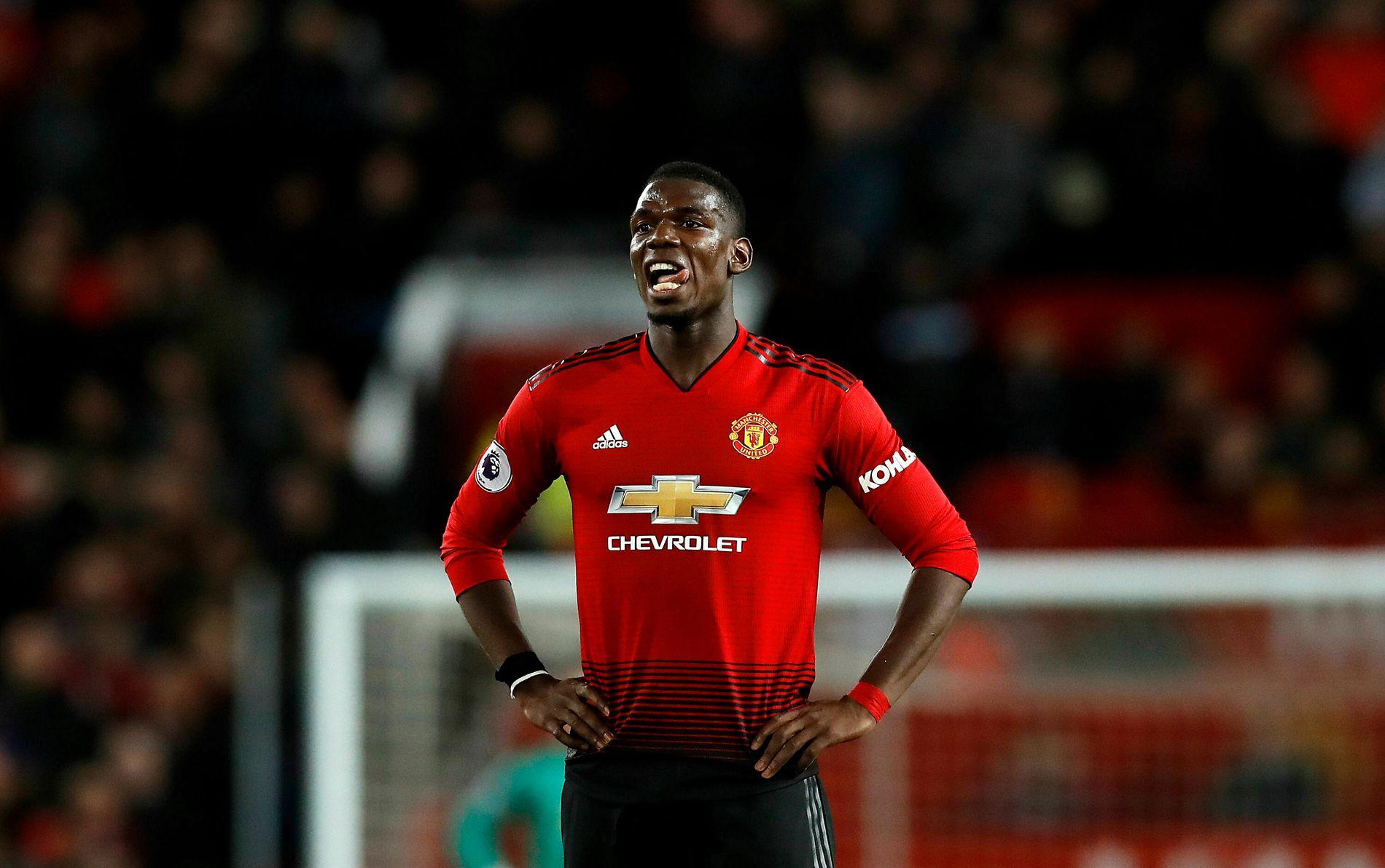 LEI: Paul Pogbas tid i Manchester United kan gå mot slutten.