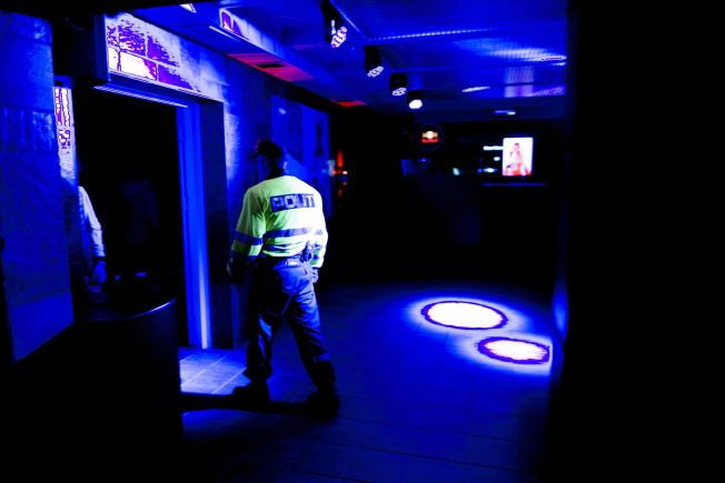 FEST-MEKKA: Politiet i Hemsedal får mer å gjøre i vintermånedene når tusenvis av festende ungdommer spesielt fra Oslo vest, Asker og Bærum, ankommer bygda.