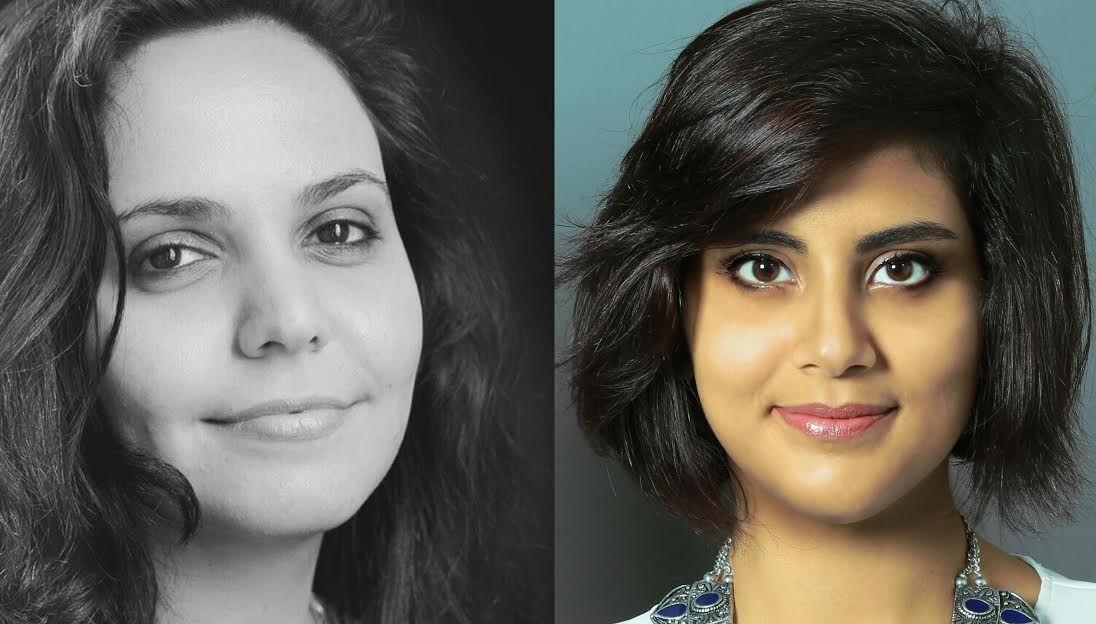 FENGSLET: Eman al Nafjan og Loujain al-Hathloul er blant de arresterte kvinnene som skal ha blitt utsatt for tortur.