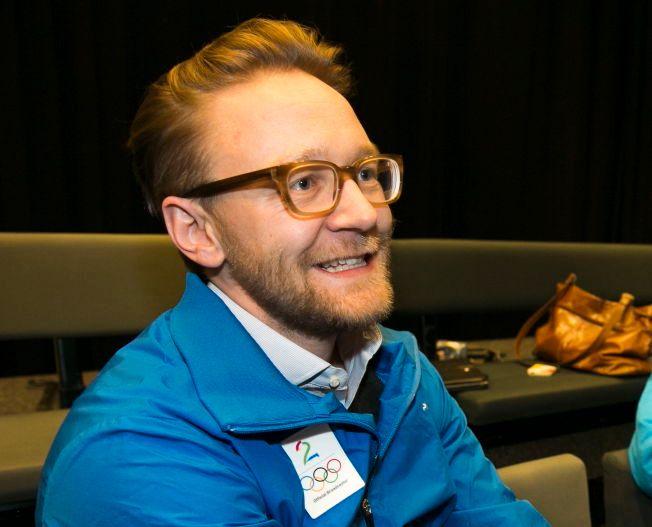 DEKKET OL I SOTSJI: Asbjørn Myhre har vært tilknyttet TV 2 i snart ti år. Selv trekker han fjorårets vinter-OL frem som et av høydepunktene fra jobben i TV-kanalen.