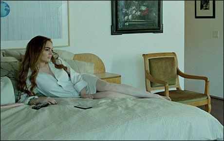 MYE kropp, mye sex, mye svik og mye rus - også i «The Canyons» for Lindsay Lohan. Foto: Voltage Pictures