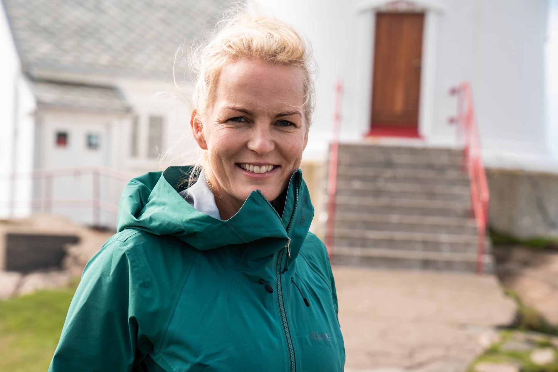 TV-COMEBACK: Guro Fostervold Tvedten skal kjempe om å bli Norges tøffeste kjendis.