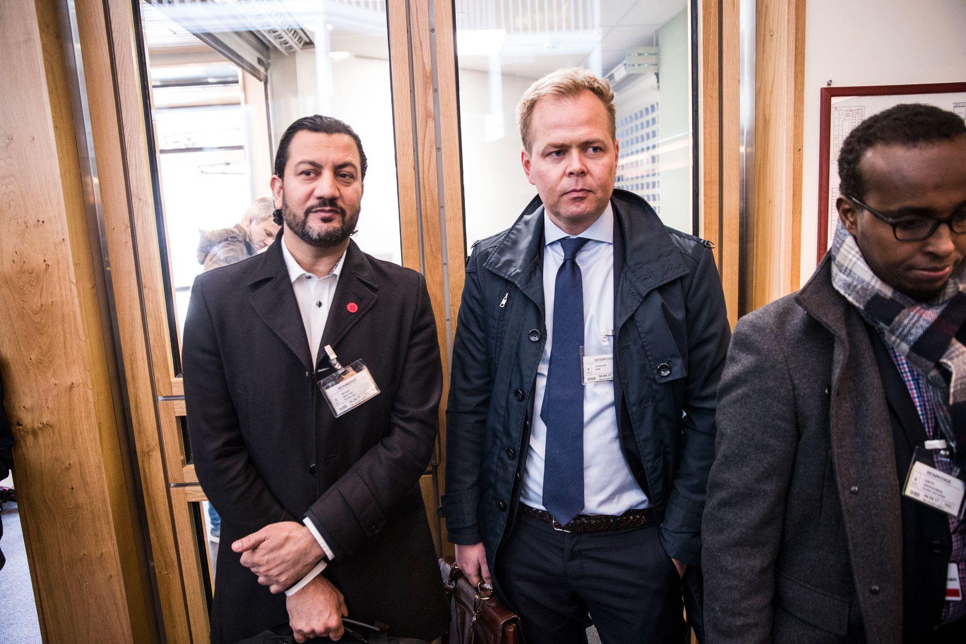 FÅR IKKE STØTTE NÅ: Generalsekretær Mehtab Afsar i Islamsk Råd Norge får ikke utbetalingen fra Kulturdepartementet som skulle komme i juli.