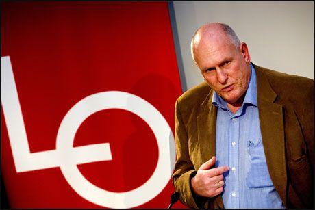 VALLA-STORMEN: LO-leder Roar Flåthen mener det er ro i LO igjen. Foto: Espen Braata