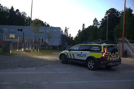 ALVORLIG: Politiet ser svært alvolig på hendelsen som natteravnene i Stovner bydel ble utsatt for lørdag.