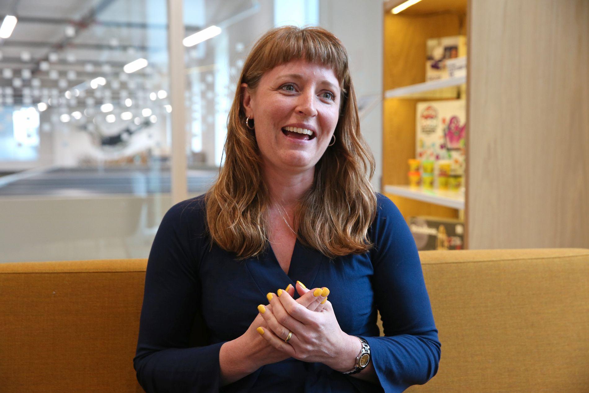 NY NESTLEDER: KrF velger ny nestleder til helgen, valgkomiteen har innstilt Ingelin Noresjø.