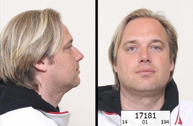 TILSTO: Bedrageridømte Thor Kaste Dahl erkjente bankbedragerier for 36,5 millioner kroner under straffesaken mot ham i Oslo tingrett i mars i år.