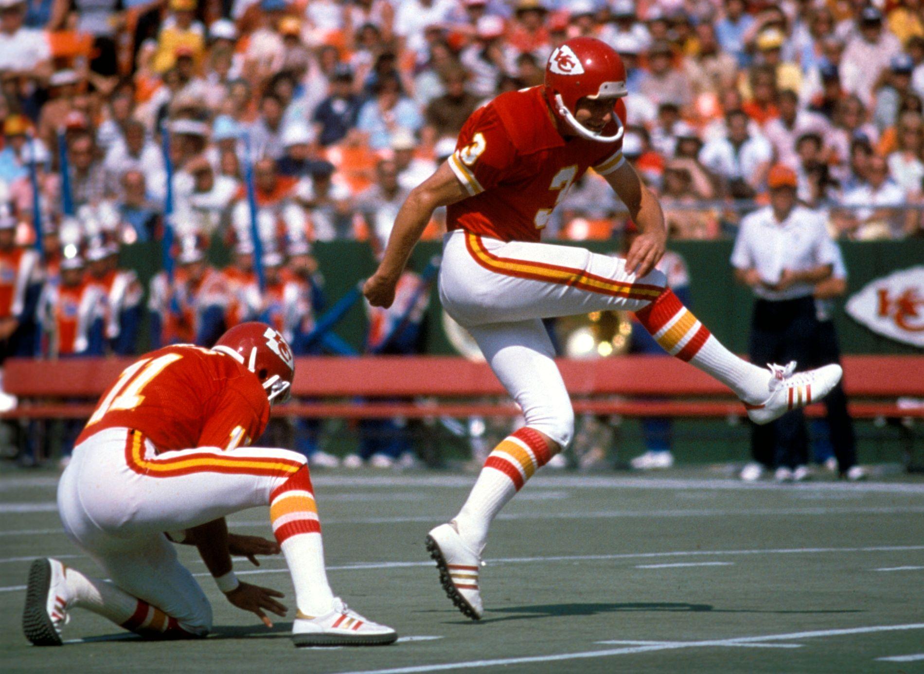 LEGENDE: Jan Stenerud sparket Kansas City Chiefs til Super Bowl-triumf - mot Minnesota Vikings - i 1970.