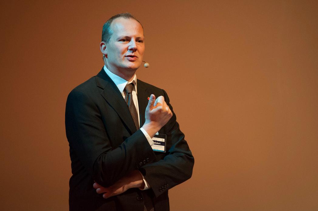 TOPPENE SAMLES: På Tek-konferansen kommer sentrale personer i både store og små selskaper innen telekom-bransjen. Samferdselsminister Ketil Solvik-Olsen skal åpne konferansen.