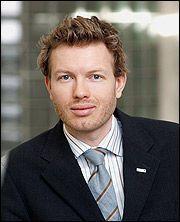 Informasjonssjef Thomas Sevang, Nordea.