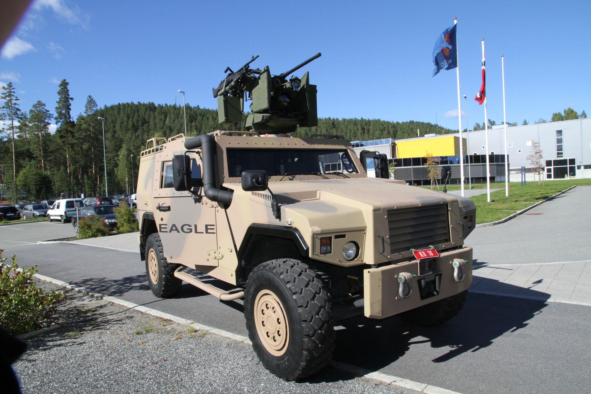 Kongsberg Gruppen sikrer 4,1 mrd. i bestillinger: USA bestiller flere våpenstasjoner