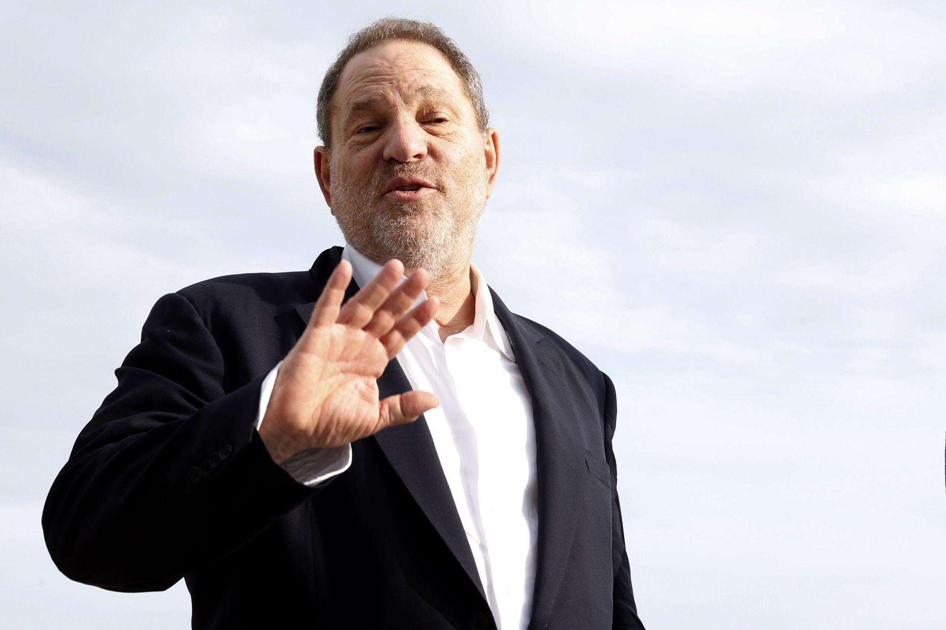 ETTERFORSKES: Politiet i New York gjenopptar en sak mot Hollywood-produsenten Harvey Weinstein fra 2004.