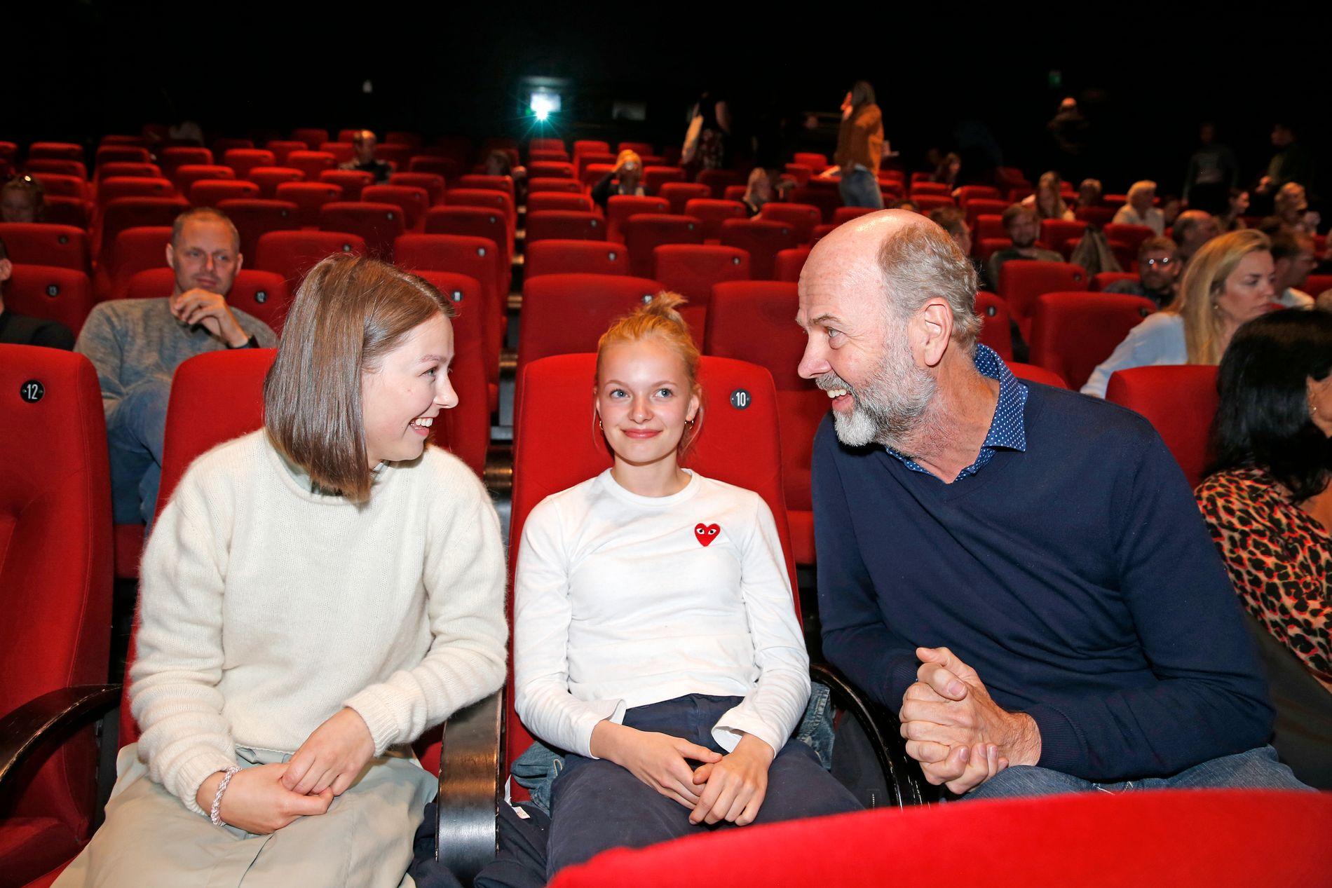 NOMINERT I SYV KATEGORIER: Både Andrea Berntzen, Solveig Koløen Birkeland og Erik Poppe er nominert til Amanda i år for «Utøya 22. juli».