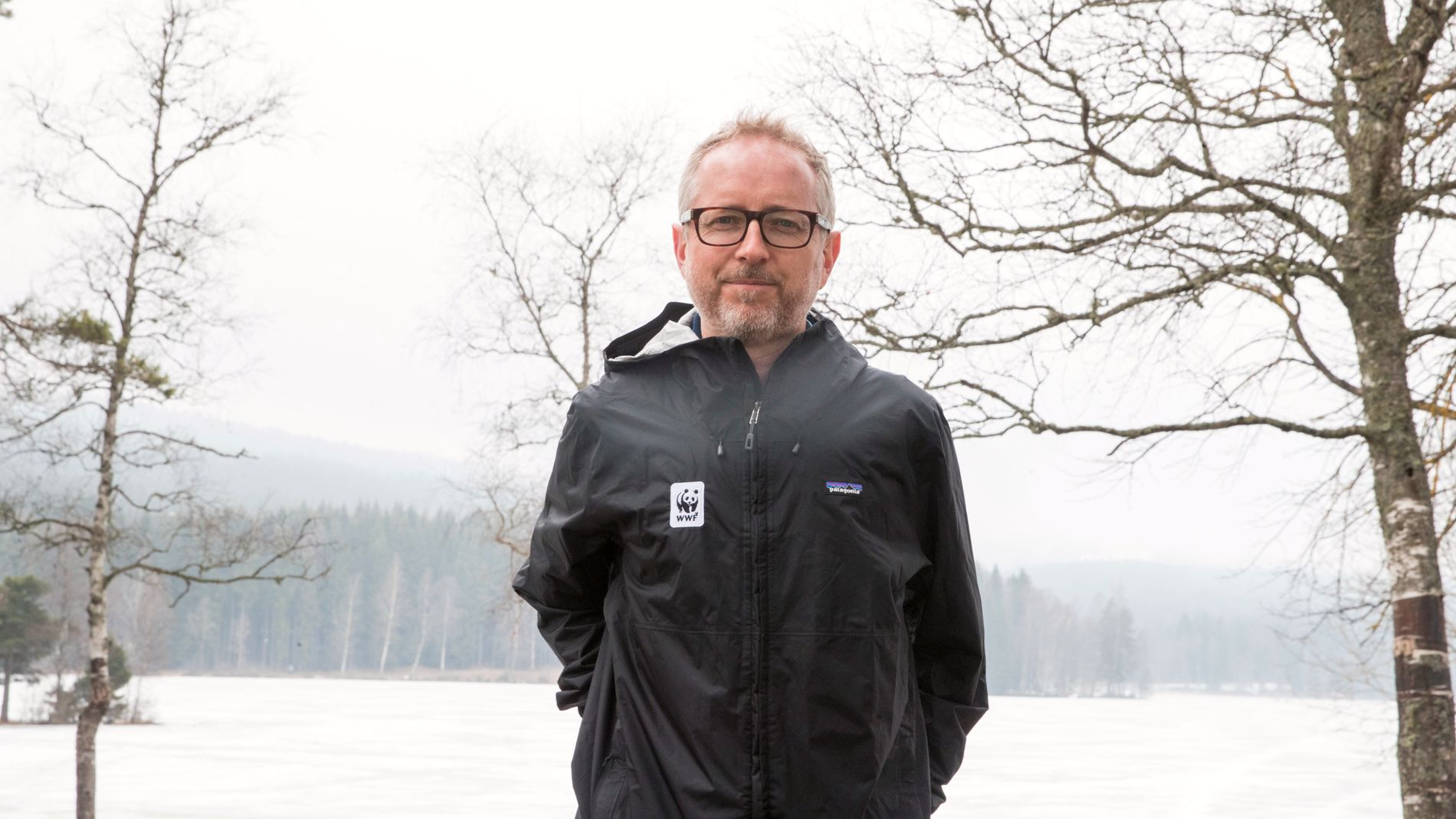 Bård Vegard Solhjell i WWF.
