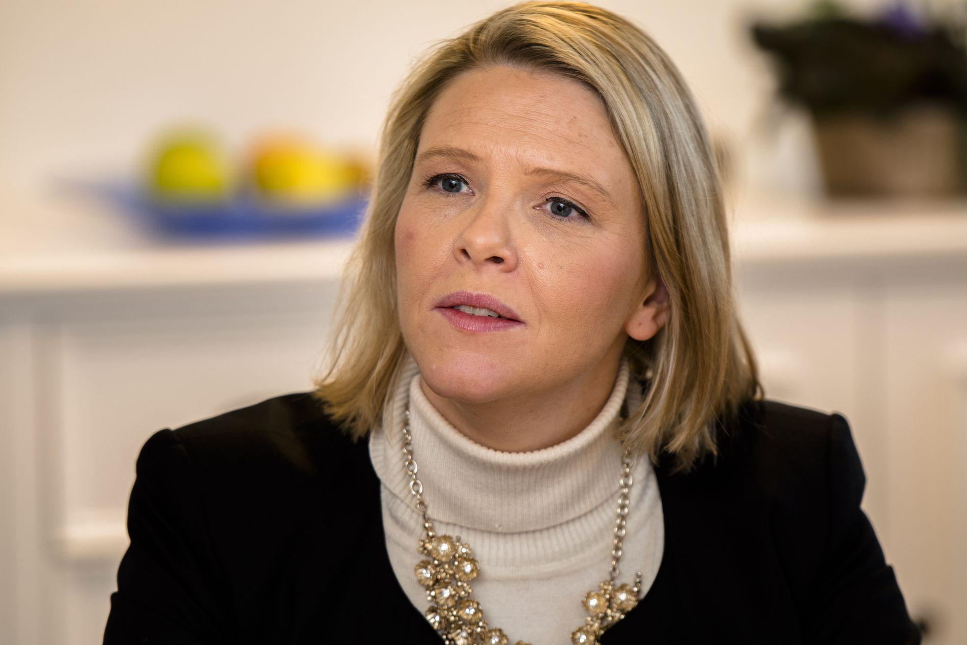 PÅ HØRING: Innvandrings og integreringsminister Sylvi Listhaug har sendt nye forslag på høring.
