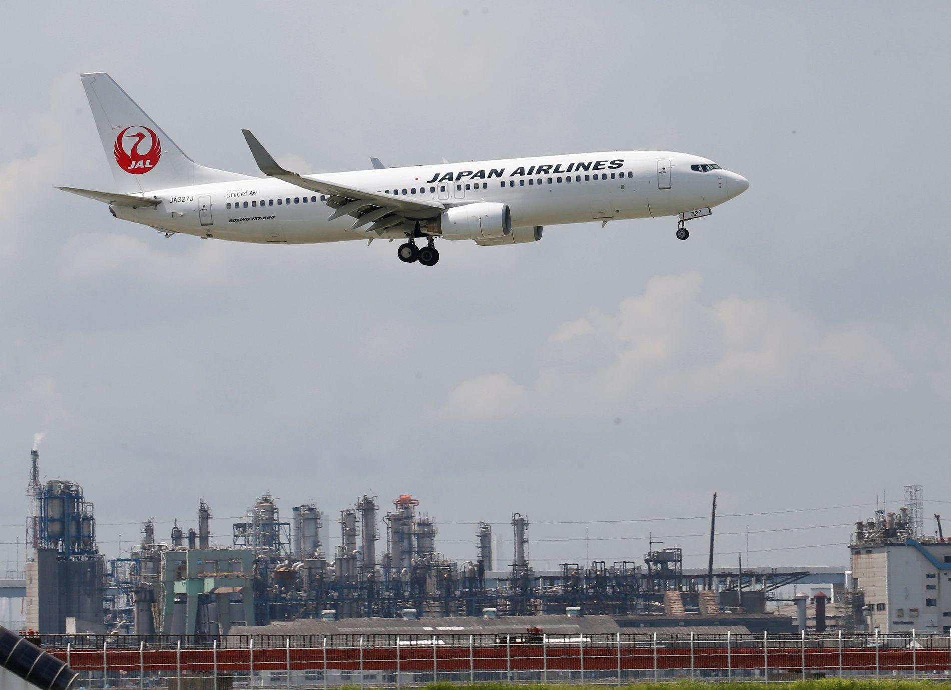 LUFTIG ALKOHOLPROBLEMATIKK: Siden august 2017 har det vært 19 tilfeller der Japan Airlines-piloter har strøket på selskapets alkoholtester.
