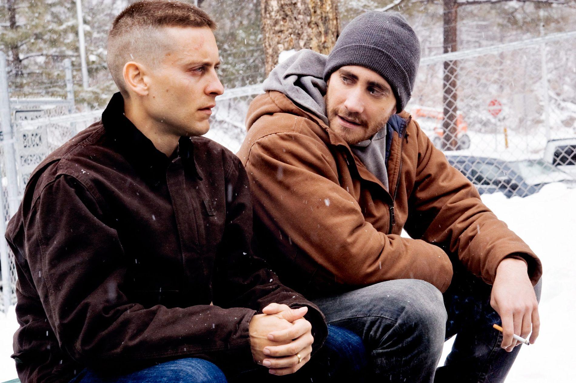 KOLLEGER OG VENNER: Tobey Maguire og Jake Gyllenhaal i «Brothers»