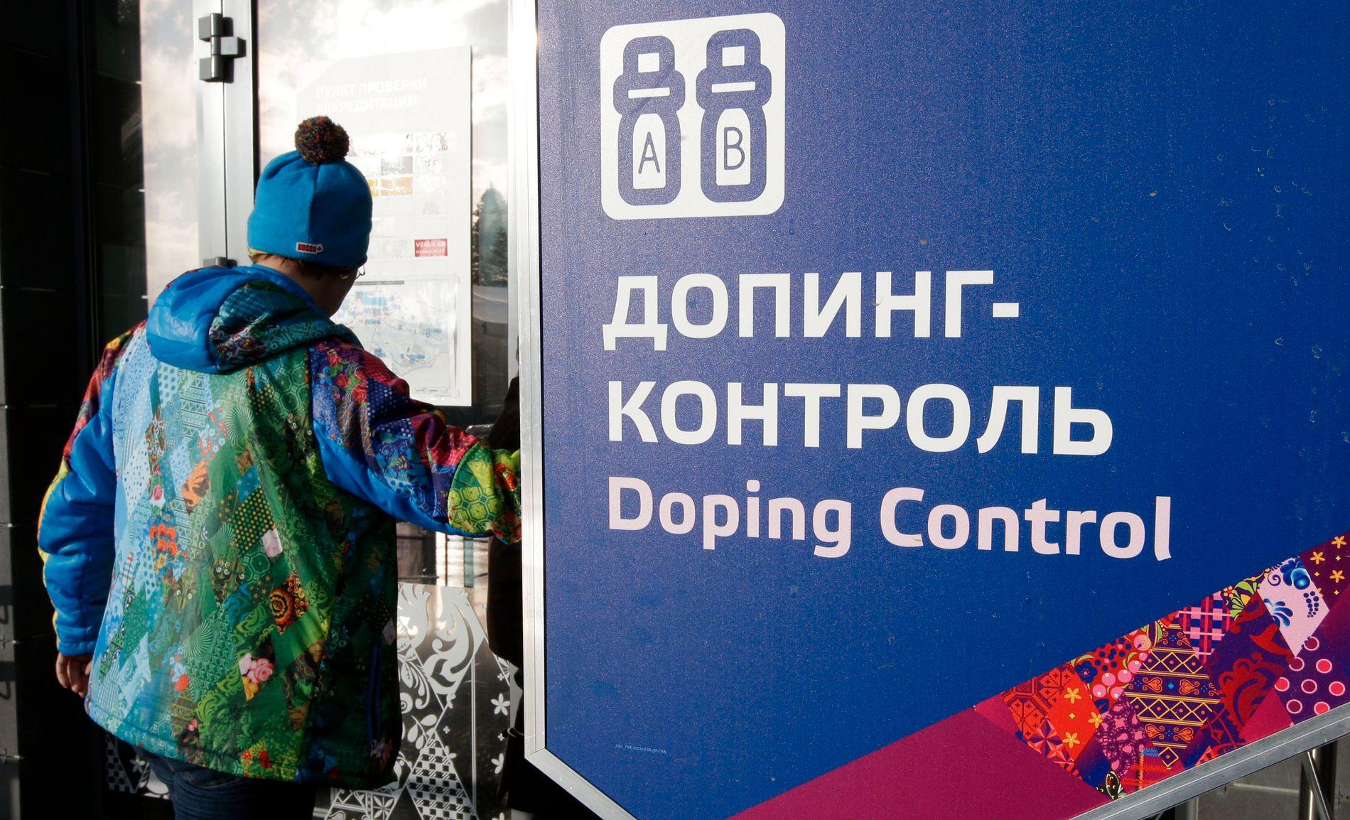 ANTIDOPINGARBEID: Ifølge varsleren skal russiske sikkerhetstjenester gjort sitt for å ha full kontroll over antidopingarbeidet i Sotsji-OL.
