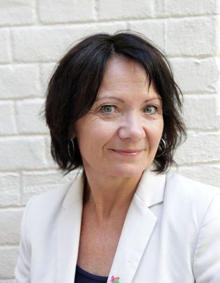 Kirsten Haugland, avdelingssjef i Kreftforeningen.