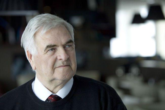 PROVOSERT: Styreleder Borge Rørvik i Pensjonistforbundet.