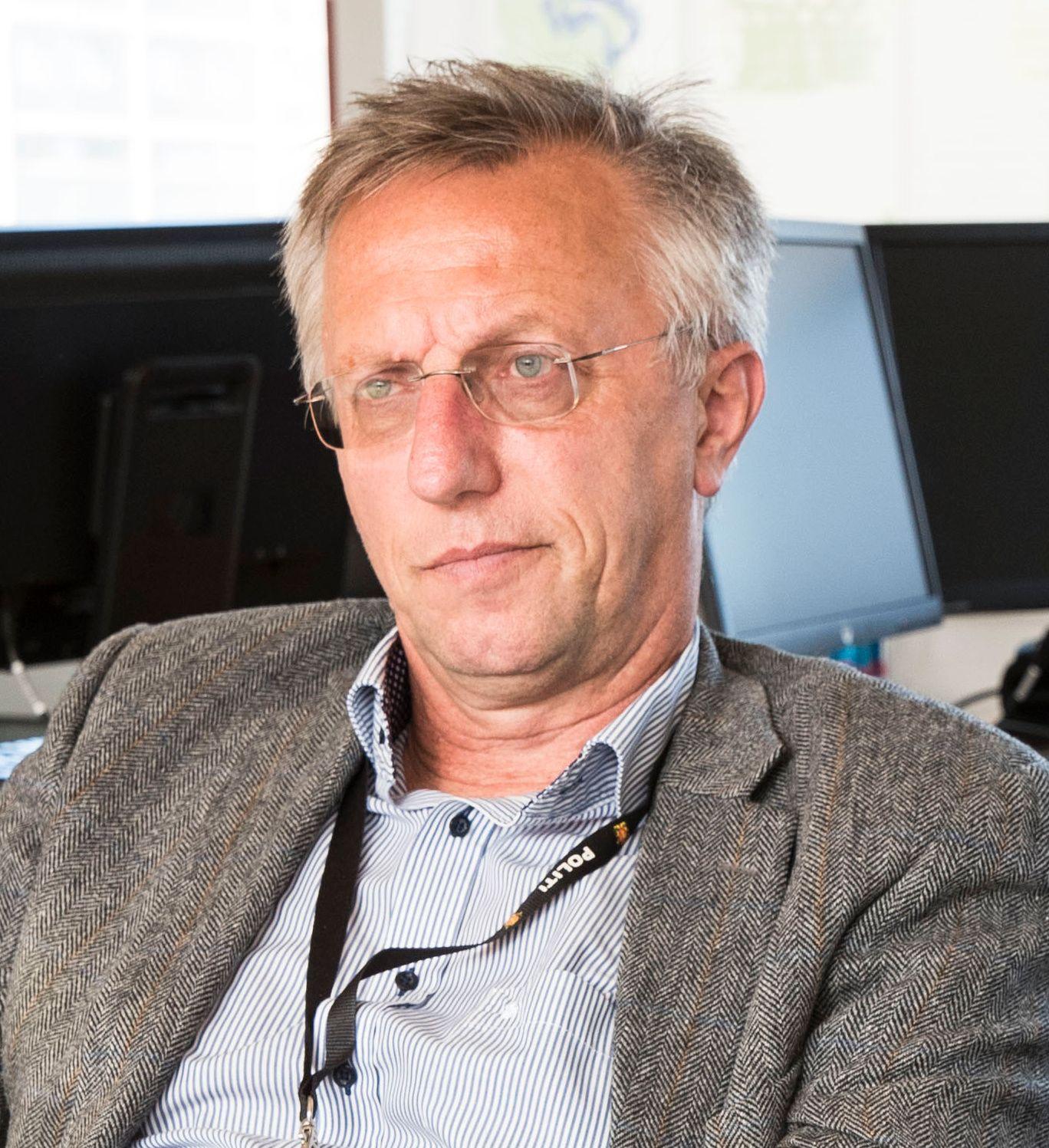 PÅGREP TOLK: Politiadvokat Ragnvald Brekke i Oslo politidistrikt bekrefter at en ny person er siktet som følge av etterforskningen av den tidligere advokaten Amir Mirmotahari.