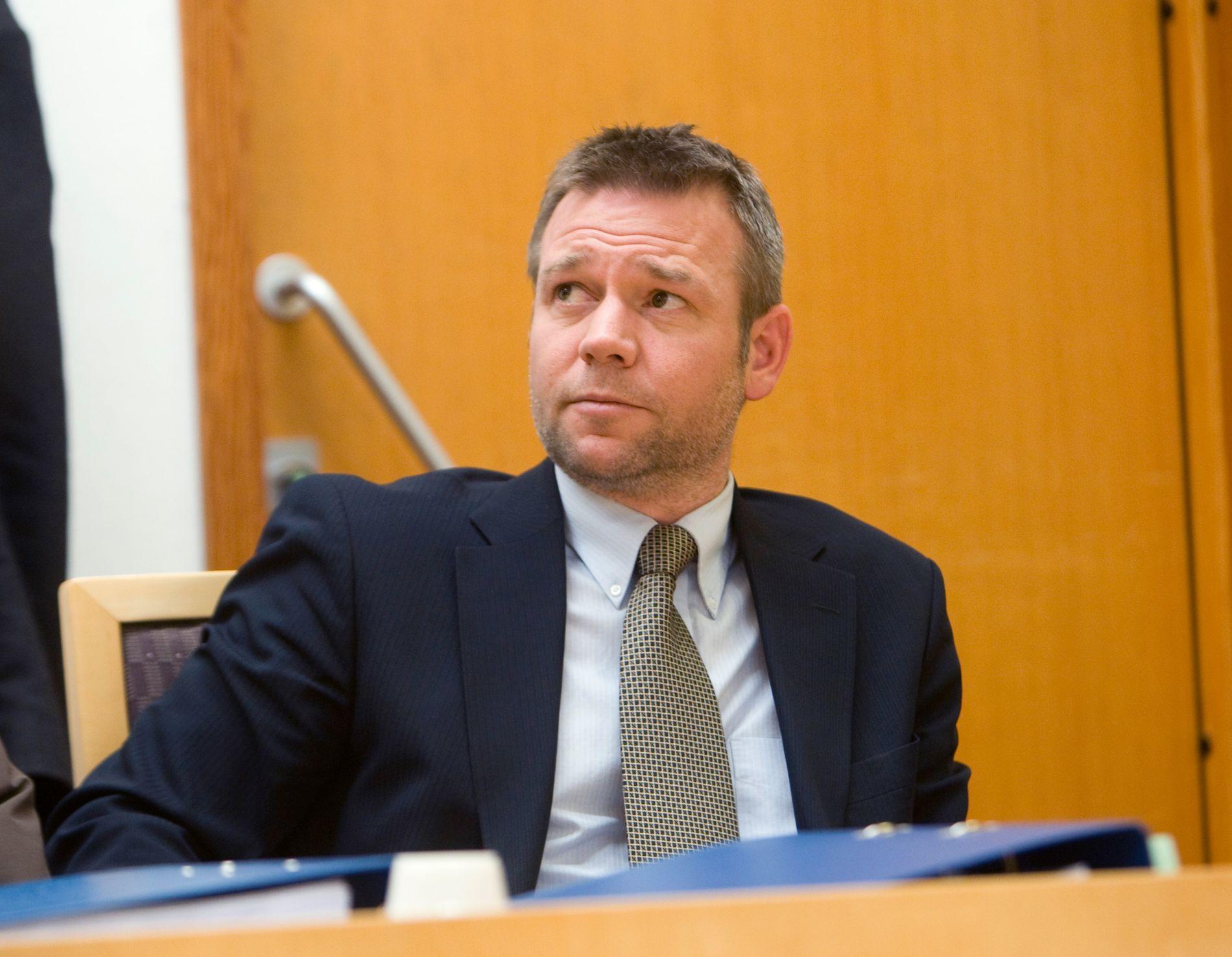 FORSVARER: Advokat Arve Ringsbye representerer den drapssiktede 41-åringen.