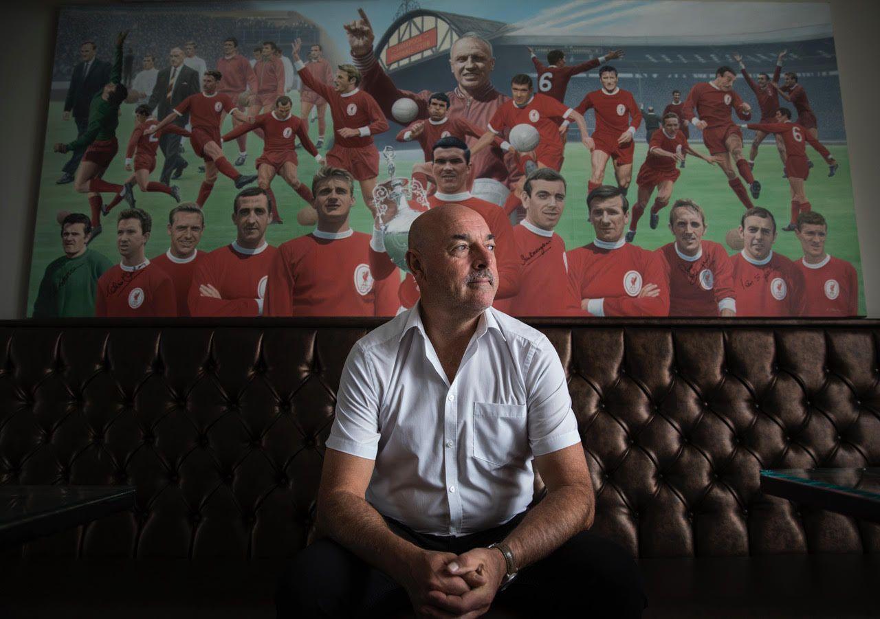 HISTORIE-TIME: Bruce Grobbelaar ga noen leksjoner i Liverpool-historie da han møtte VG søndag.