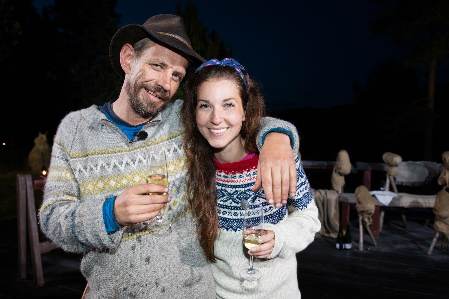 TV-PROFILER: Lei Einar «Lothepus» Lothe slo Ida Gran Jansen i «Farmen kjendis» i fjor.