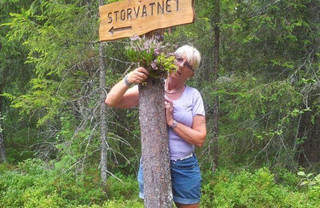 KRONISK KREFT: Greta Nyrønning (66) måtte gå tomhendt fra sykehusapoteket fordi de var tomme for kreftmedisinen hennes.