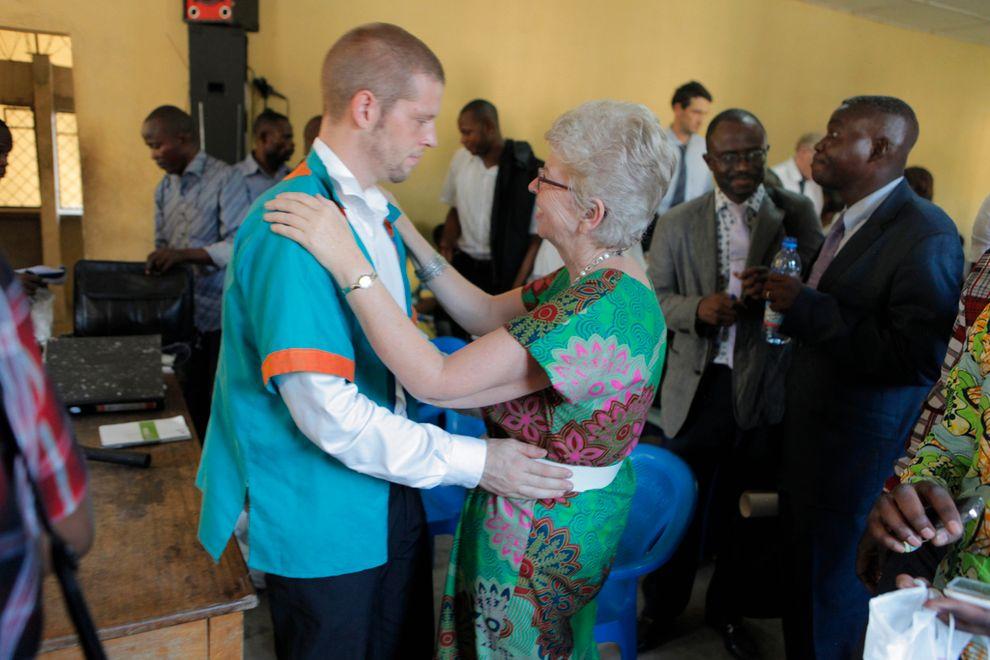 STØTTE: I flere år bodde Kari Hilde French i Kongo for å støtte sønnen Joshua. Foto: ENDRE ALSAKER-NØSTDAHL
