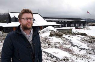 FJELLHOTELL: Gjøvik-investor Ola Moe har blant annet en lukrativ avtale om asylplasser på Rondablikk Høyfjellshotell.