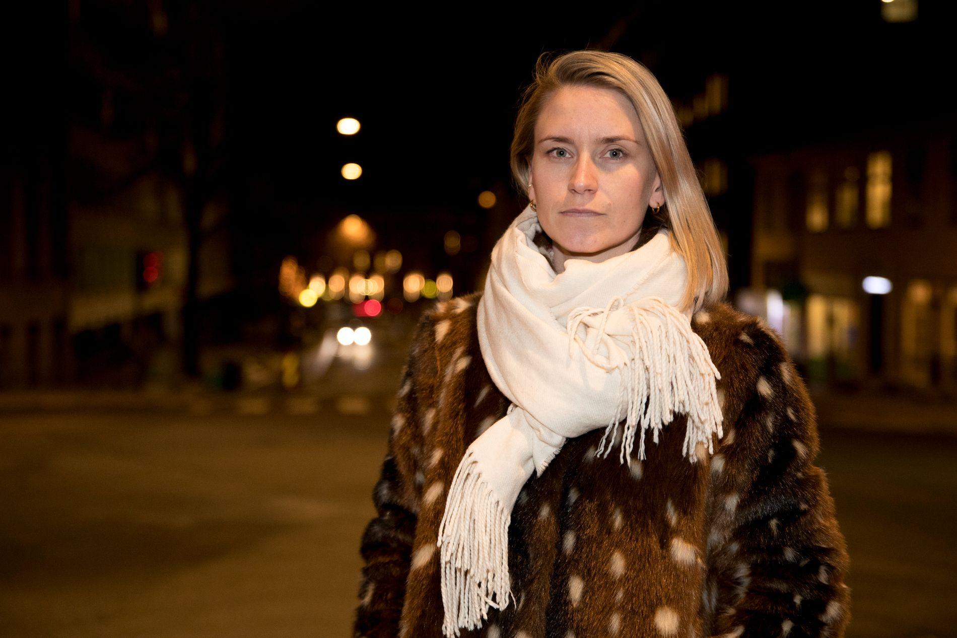 TRAKK INTERVJUET: Bydelsordfører i Gamle Oslo og en av kvinnene som varslet mot Trond Giske, Ap-politiker Line Oma.