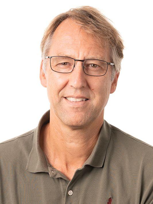 FORSKNINGSSJEF: Øystein Ullebø ved IFE