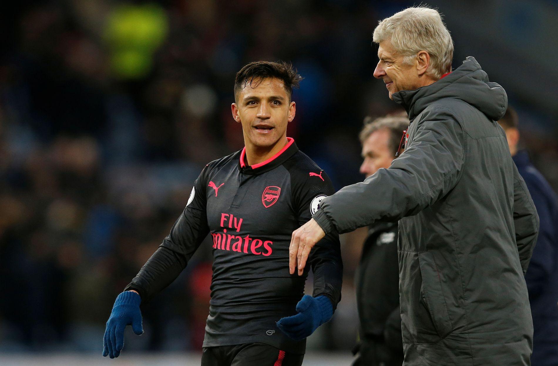 CITY-AKTUELL: Alexis Sánchez er på utgående kontrakt i Arsenal.