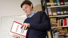 GJENNOMSLAG: Den franske økonomen Thomas Piketty.