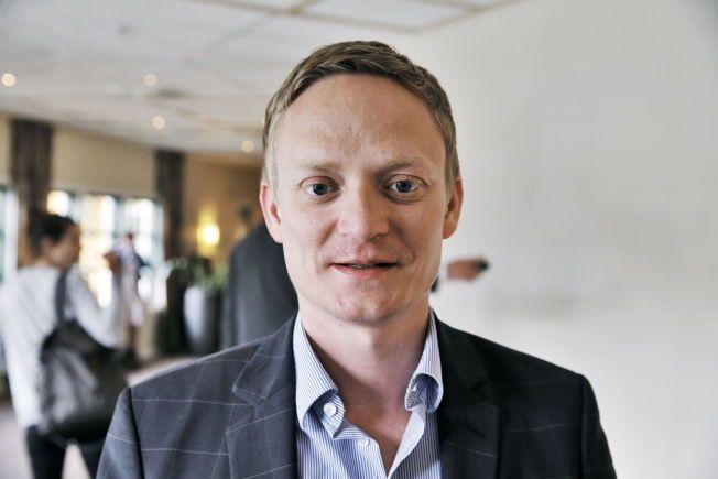 – ØKER FORDI VI FANGER OPP FLERE: Det sier statssekretær Kai-Morten Terning (Frp) i Barne-, likestillings- og inkluderingsdepartementet. Han sier samtidig at enda flere burde fanges opp.