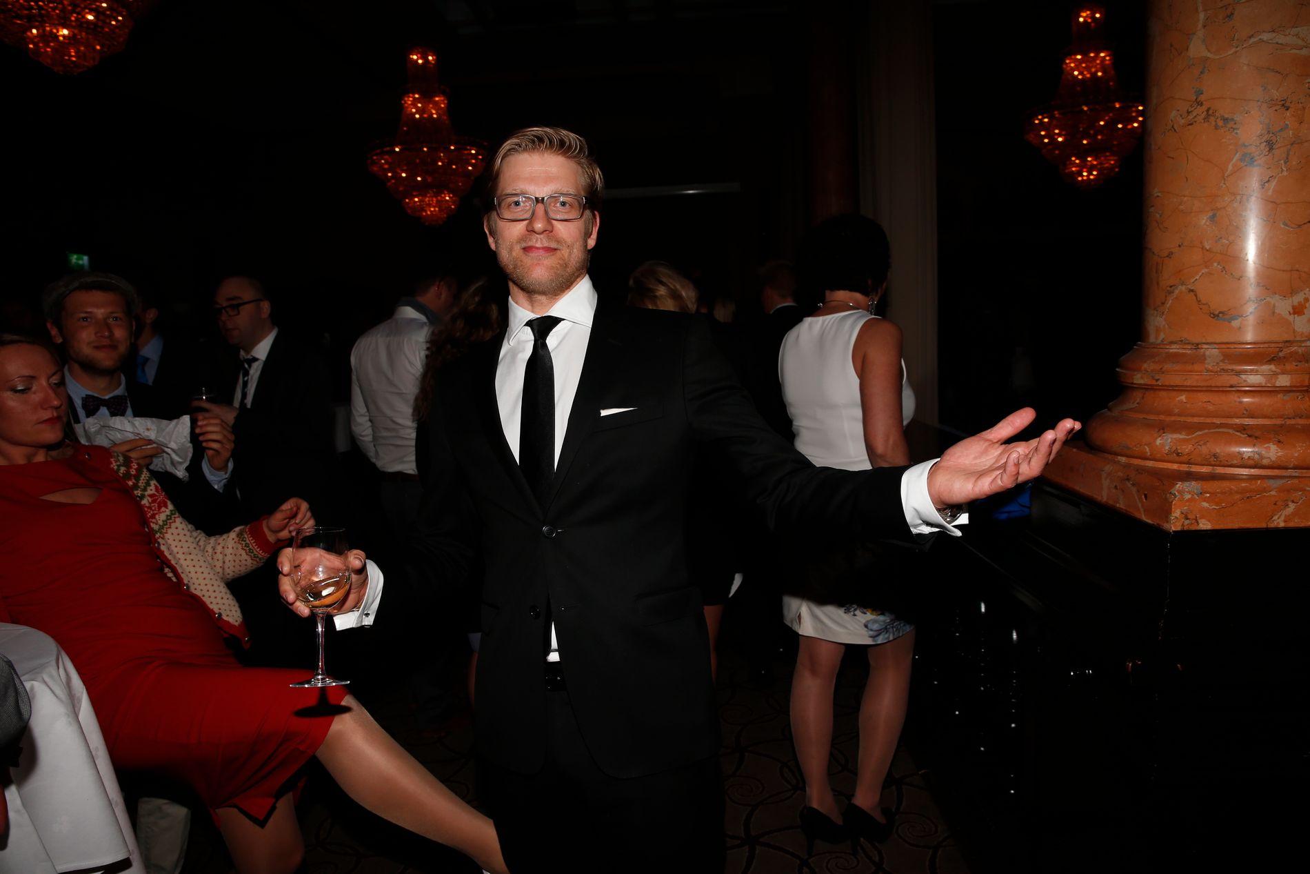 HA DET, HADIA: Kommunikasjonsrådgiver Svein Tore Bergestuen.