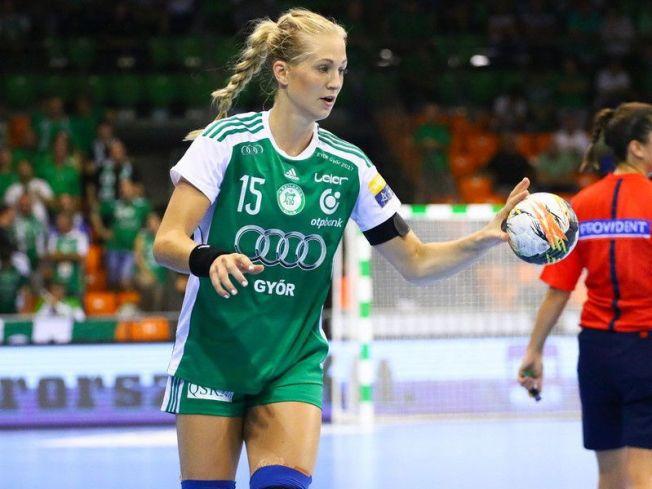TILBAKE TIL NORSK HÅNDBALL: Etter det TV 2 erfarer skal Linn Jørum Sulland bli presentert som Vipers Kristiansand-spiller i dag.