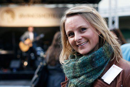 SJOKKERT: Daglig leder i GramArt, Elin Aamodt. Her avbildet i 2011.