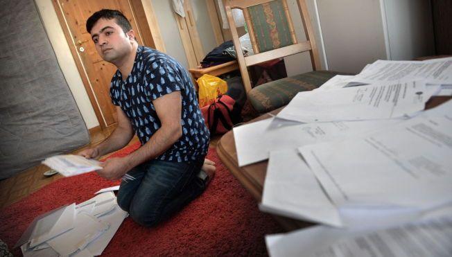 ad323c32 Norge har godtatt at Mahmoud Rahmani ikke kan returneres. Han lever på  «utsatt iverksettelse».